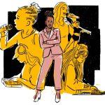 Roc Nation's Shari B برای الهام بخشیدن به زنان جوان از Pinkest Luv استفاده می کند
